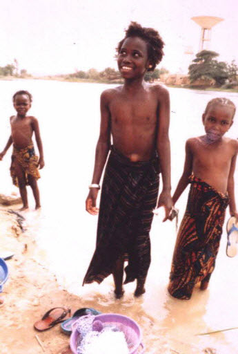 Senegal children