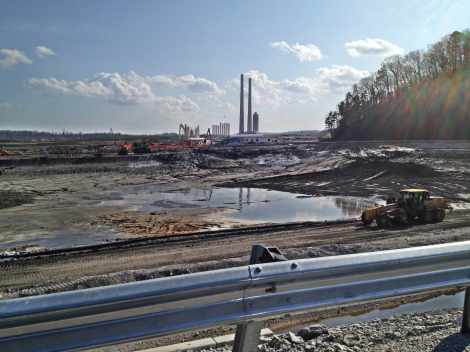 Site of the TVA Coal Ash Disaster in 2012, Three Years After by Appalachian Voices